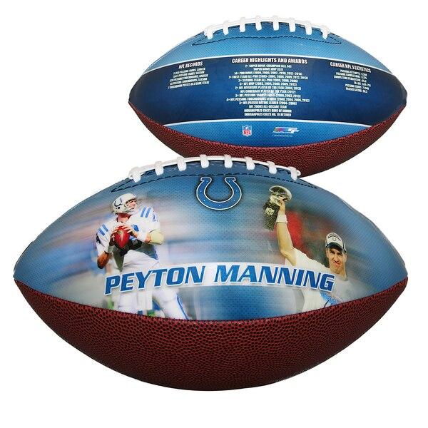 Indianapolis Colts Peyton Manning Player Photo Collectible Football