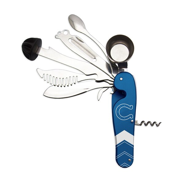 Indianapolis Colts Bartender Multi-Tool - Blue