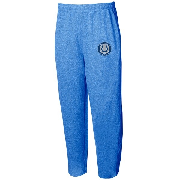 Indianapolis Colts Concepts Sport Mainstream Terry Pants - Royal