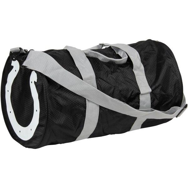 Indianapolis Colts Roar Duffel Bag - Black