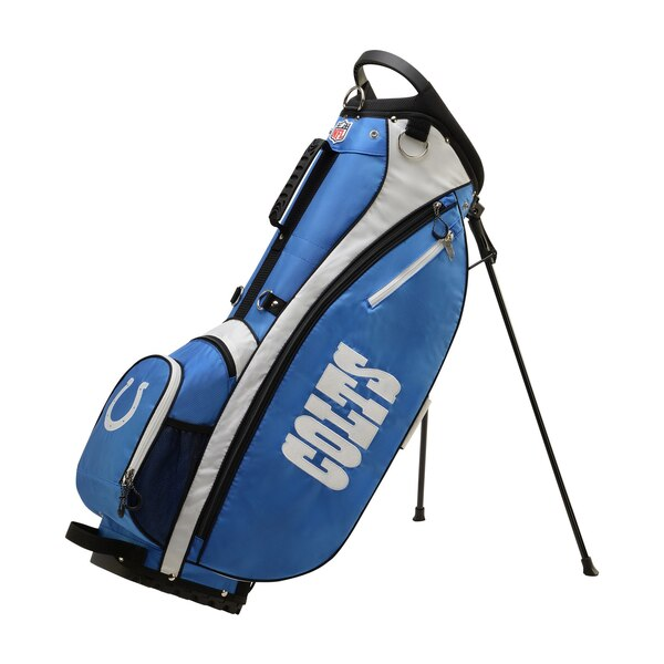 Indianapolis Colts Wilson Carry Golf Bag