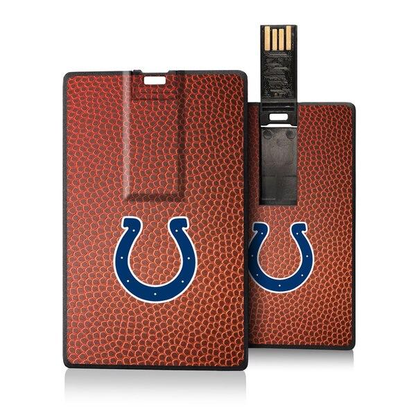 Indianapolis Colts Football Design Credit Card USB Drive