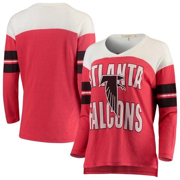 1cd2ae60 Atlanta Falcons NFL Pro Line by Fanatics Branded Big & Tall Steady T ...