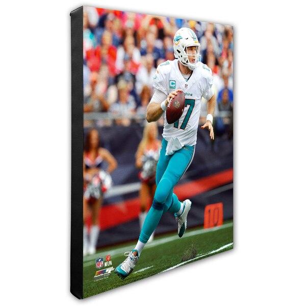 "Ryan Tannehill Miami Dolphins 16"" x 20"" Player Canvas"