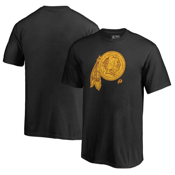Washington Redskins NFL Pro Line by Fanatics Branded Youth Training Camp Hookup T-Shirt - Black