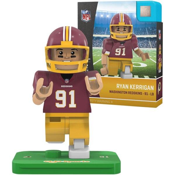 Ryan Kerrigan Washington Redskins OYO Sports 2016 Player Minifigure