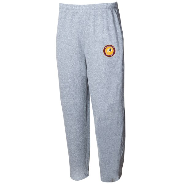 Washington Redskins Concepts Sport Mainstream Terry Pants - Gray