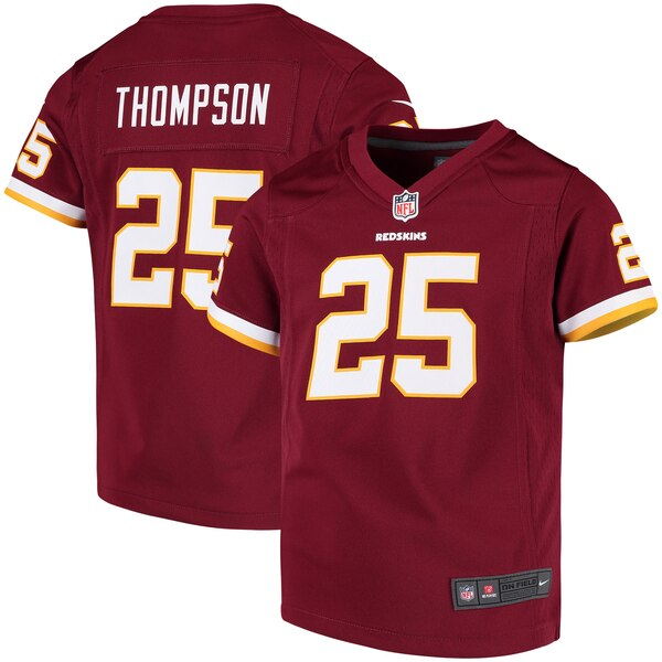 Chris Thompson Washington Redskins Nike Girls Youth Game Jersey - Burgundy