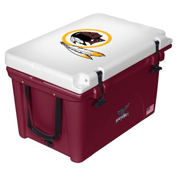 Washington Redskins ORCA 40-Quart Hard-Sided Cooler - Burgundy/White
