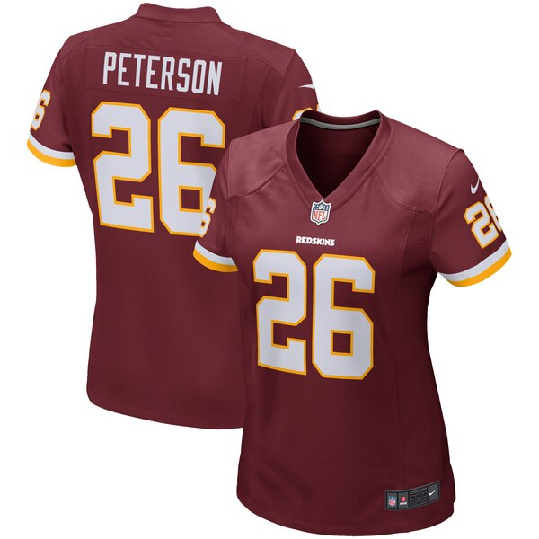 Adrian Peterson Washington Redskins Nike Women's Game Jersey - Burgundy
