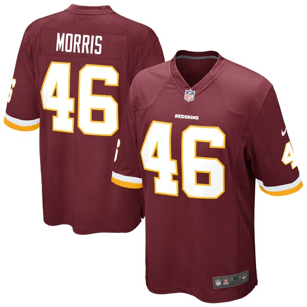 Alfred Morris Washington Redskins Nike Game Jersey - Burgundy