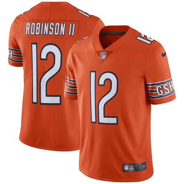 Allen Robinson Chicago Bears Nike Team Color Vapor Untouchable Limited Jersey - Orange