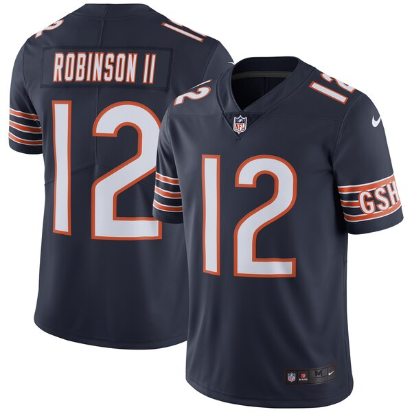 Allen Robinson Chicago Bears Nike Vapor Untouchable Limited Jersey - Navy