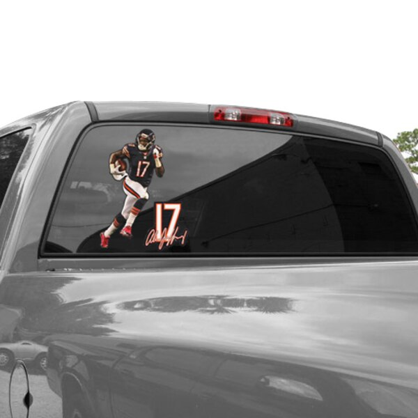 "Alshon Jeffery Chicago Bears WinCraft 11"" x 17"" Player Decals"