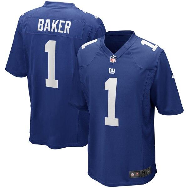 Deandre Baker New York Giants Nike Game Jersey - Royal