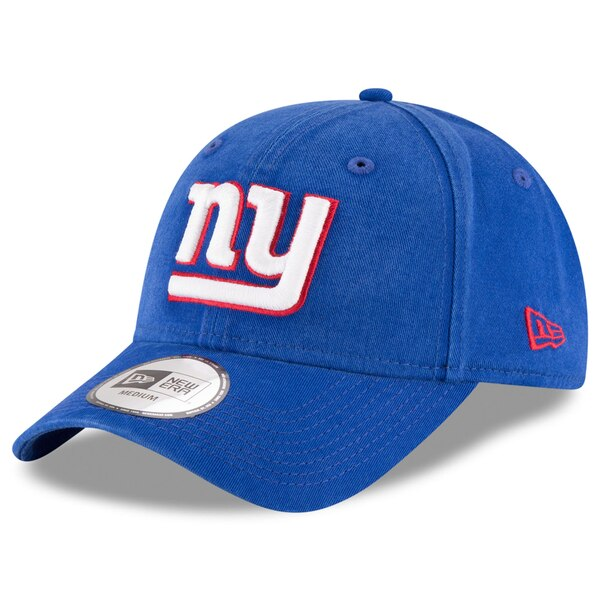 New York Giants New Era NE Core Fit 49FORTY Fitted Hat - Royal