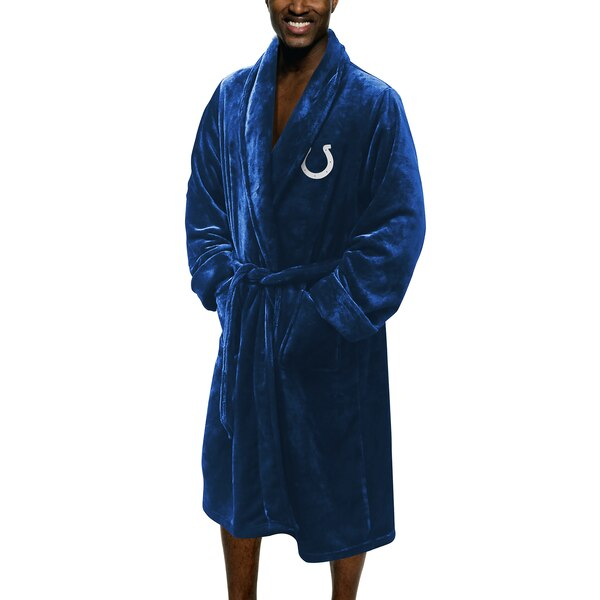Indianapolis Colts The Northwest Company Silk Touch Robe - Royal