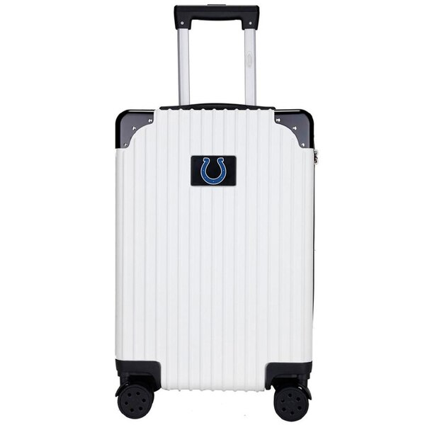 Indianapolis Colts 21'' Premium Carry-On Hardcase