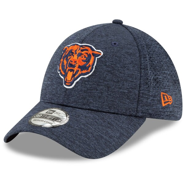 Chicago Bears New Era STH Perf 39THIRTY Flex Hat - Navy