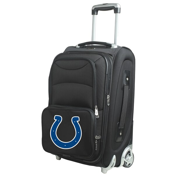 """Indianapolis Colts 21"""" Rolling Carry-On Suitcase"""