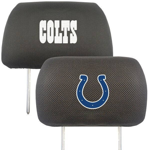 Indianapolis Colts Head Rest Cover