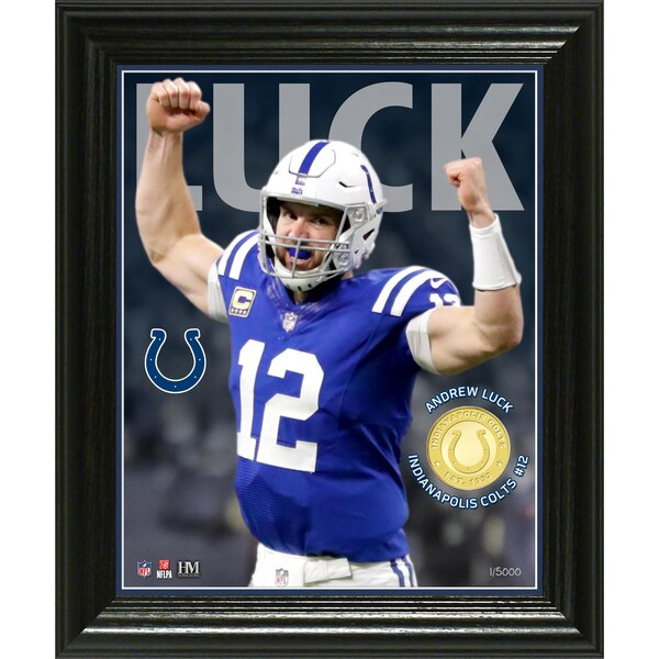 Andrew Luck Indianapolis Colts Highland Mint 10'' x 12'' Elite Series Photo Mint