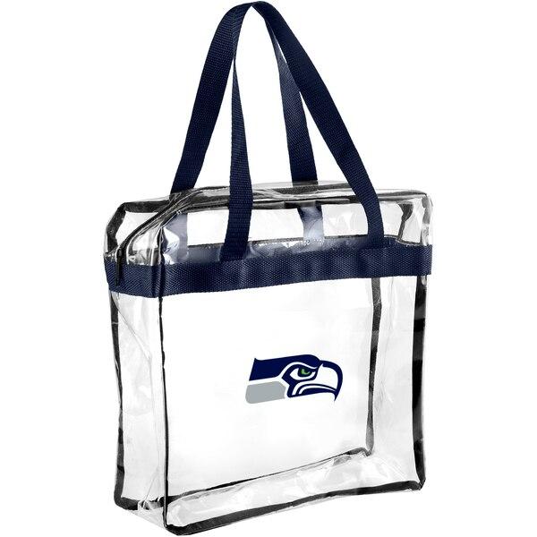 Seattle Seahawks Women's Clear Messenger Bag