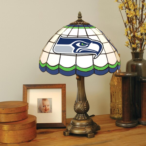 Seattle Seahawks Tiffany Table Lamp