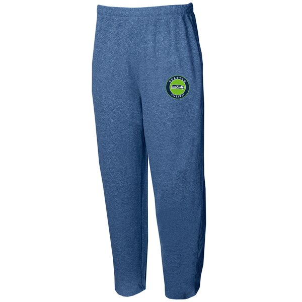 Seattle Seahawks Concepts Sport Mainstream Terry Pants - Navy