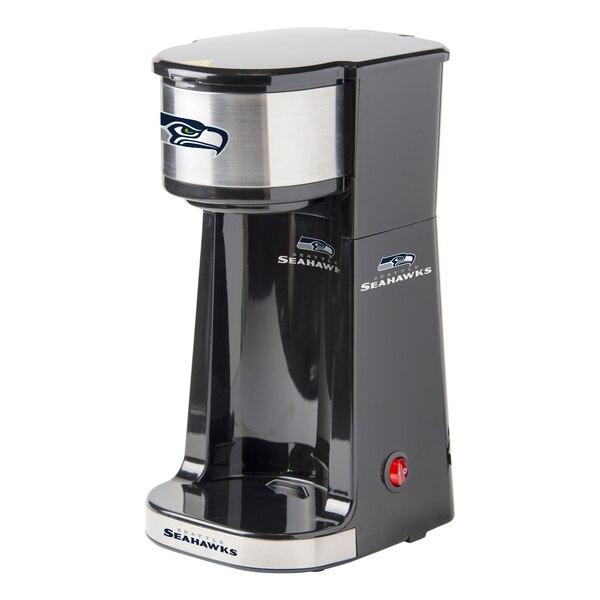 Seattle Seahawks Small Coffee Maker