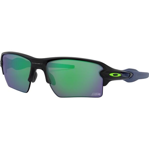 Seattle Seahawks Oakley Flak 2.0 XL Sunglasses