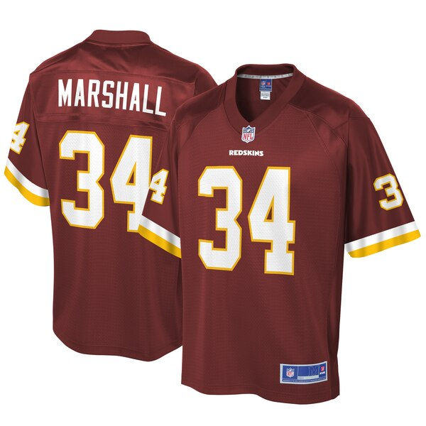 Byron Marshall Washington Redskins NFL Pro Line Big & Tall Player Jersey - Burgundy