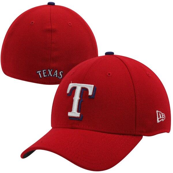New Era Texas Rangers MLB Team Classic 39THIRTY Flex Hat - Red